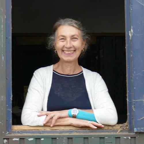 Maria Frisch